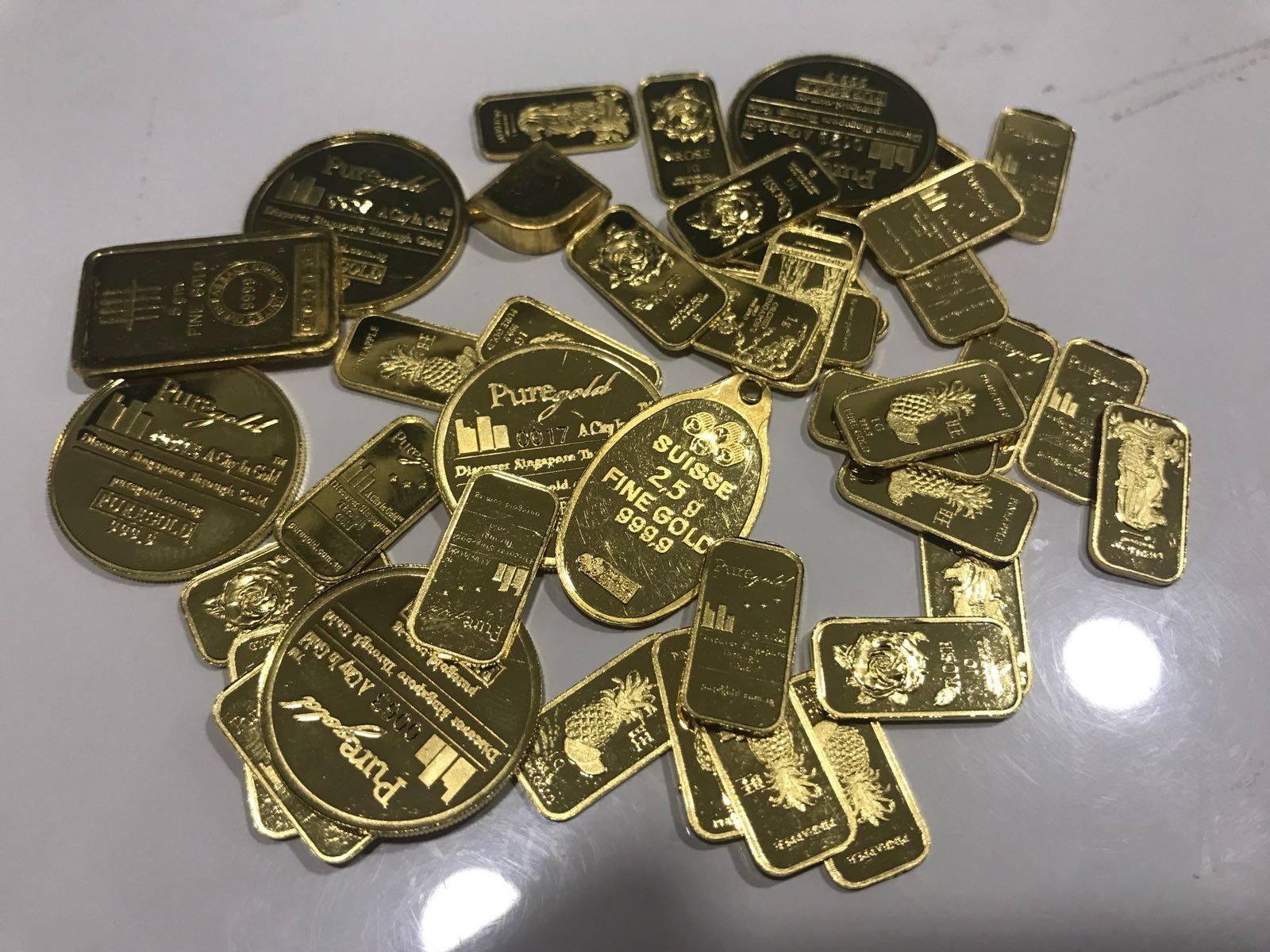 14K Gold or 18K Gold