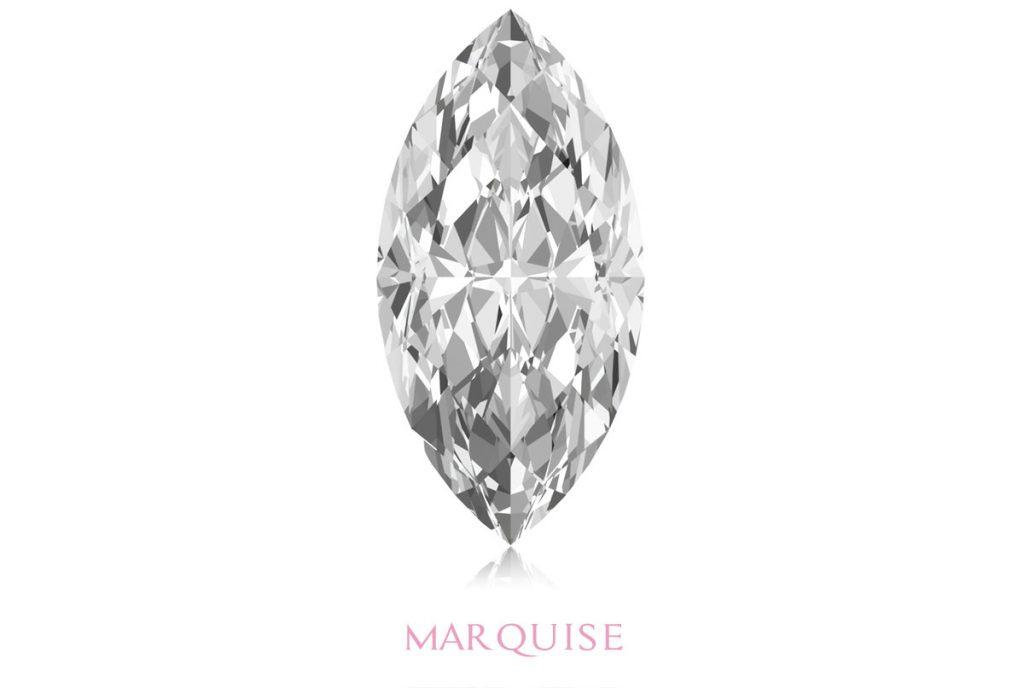 Marquise Diamond Shape