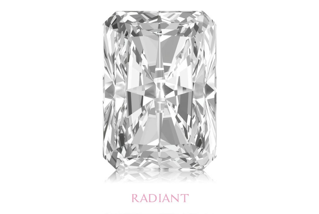 Radiant Diamond Shape