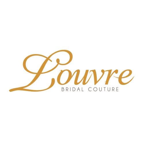 Louvre Bridal Logo | Draco Diamonds Partner
