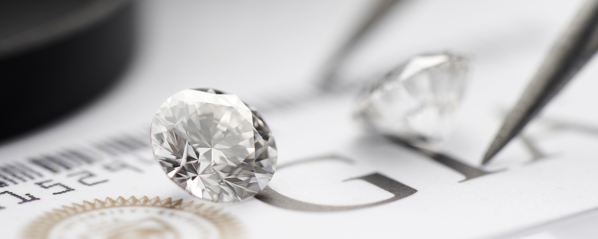 Conflict-free GIA Certified Diamonds